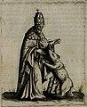 Vaticinia, siue Prophetiae abbatis Ioachimi and Anselmi episcopi Marsicani - cum imaginibus aere incisis, correctione et pulcritudine, plurium manuscriptorum exemplariu(m) op(er)e, et uariaru(m) (14750772572).jpg