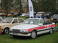 Vauxhall Senator registerer November 1993 2969cc police livery.JPG