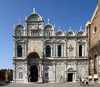 Mauro codussi wikipedia la enciclopedia libre for Scuola sansovino venezia