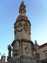 Colonna votiva di Sant'Anna