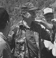 Vice President Bush fishing on the Rogue River (19396726560) (cropped`).jpg