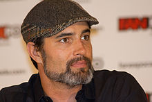 Victor Webster at FanExpo 2012-2.jpg