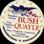 Victory 1988 Bush Quayle button.png