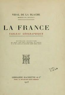 la geographie de la france essay Île-de-france: history and geography of the french region of ile-de-france.