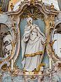 Vierzehnheiligen heilige Katharina P3RM0829.jpg