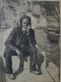 Vieux marin sur le port de Villefranche.png