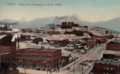 View east from Hennessey's, Butte, Montana, 1910s.png