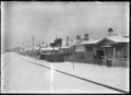 View of Baker Street, Caversham, Dunedin, with Albert Percy Godber's house centre right. ATLIB 294712.png