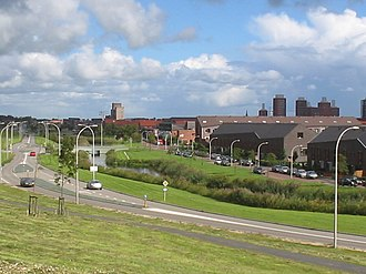 Vinex-location - Ypenburg, a Vinex-location of the municipality The Hague