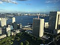 View to the southeast from the World Trade Center in Tokyo.jpg