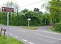 Village crossroads - geograph.org.uk - 1327198.jpg