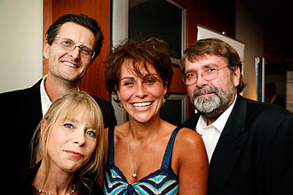 Per Fly - Per Fly at the Nordic Council Film Prize 2005 (top left).