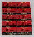 Vintage Gillette Thin Blades for Shaving (8359896370).jpg