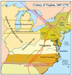 Colony of Virginia - Wikipedia on
