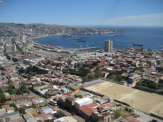 Valparaíso Region - Valparaíso.