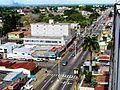 Vista aérea de la Avenida Francisco de Miranda y sus alrededores.jpg