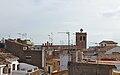Vista cap a la catedral des de la torre del Botxí, Sogorb.jpg