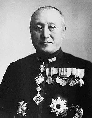 Nobutake Kondō - Admiral Nobutake Kondō