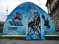 Vjesnica mira Antun Augustincic grafit Rijeka 08042012 2.jpg