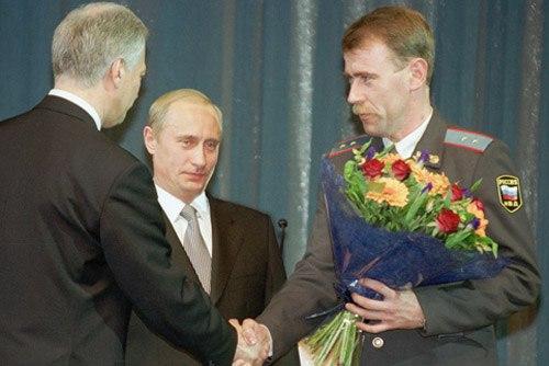 Vladimir Putin 10 November 2001-5