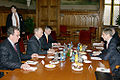 Vladimir Putin in Hungary 28 Feb-1 March 2006-8.jpg