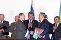 Vladimir Putin in Kazakhstan 9-11 October 2000-4.jpg