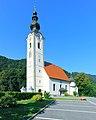 Voelkermarkt Gattersdorf Filialkirche Heiliger Franz Xaver 22082012 711.jpg