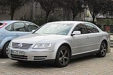 Volkswagen Phaeton — Wikipédia