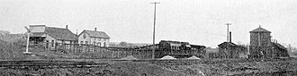 Volland, Kansas - Image: Volland, Kansas (1901)
