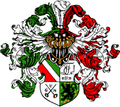 Vollwappen Corps Franconia Karlsruhe.png
