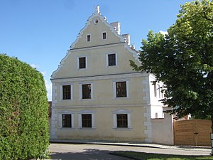 Wallerstein, Bavaria - Image: Von Jan Haus Wallerstein panoramio