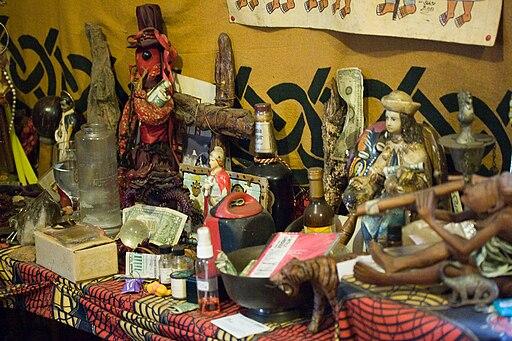 Voodoo Altar New Orleans