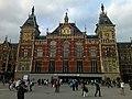 Voorkant Amsterdam Centraal Station.jpg