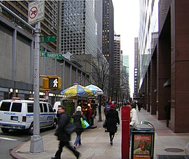 52nd Street Manhattan