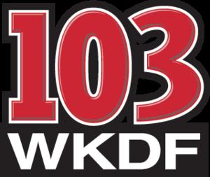 WKDF - WKDF logo, 2001-2012