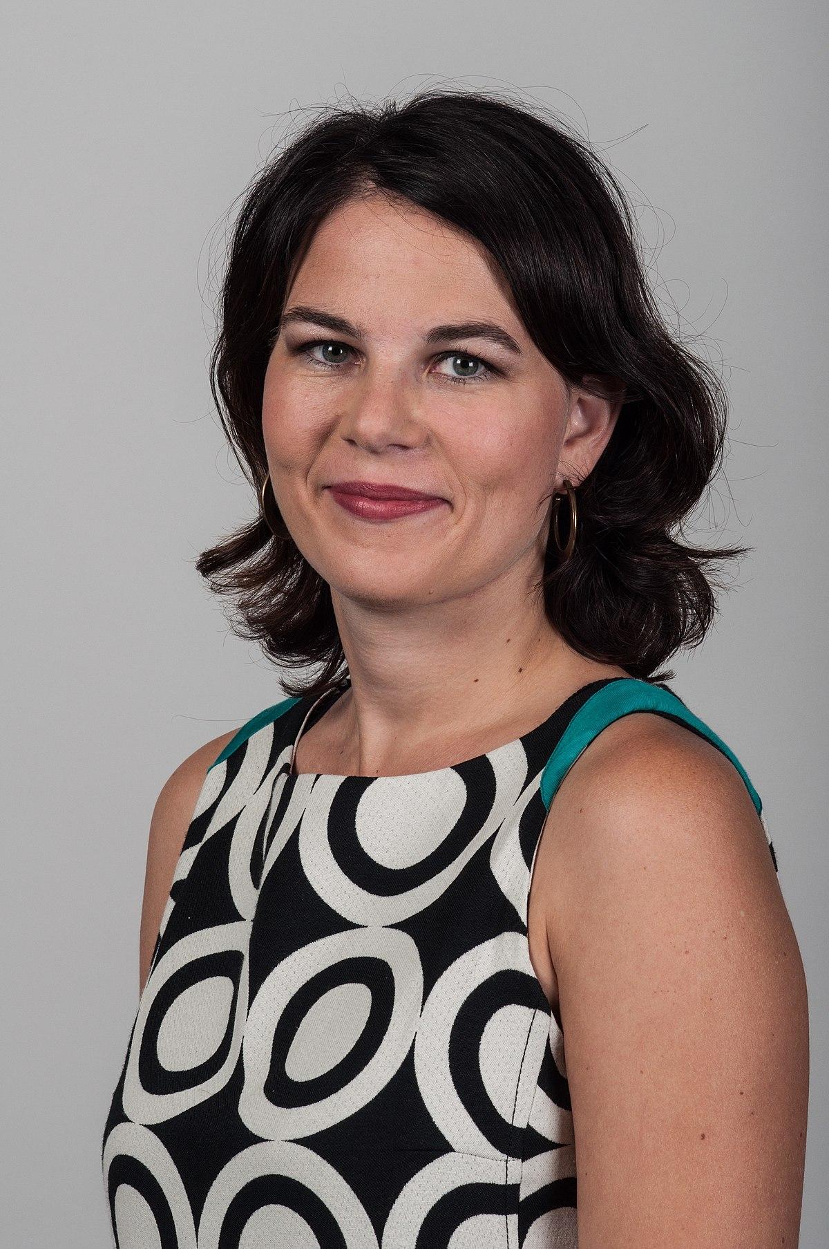 Annalena Baerbock Wikip 233 Dia