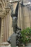 WW1 Memorial-St Michael In Cornhill Church-London.JPG