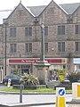 WW1 War Memorial, Bakewell - geograph.org.uk - 599641.jpg