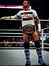 Cm punk wikipedia the second of punks two reigns as wwe champion lasted 434 days voltagebd Choice Image