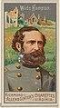 Wade Hampton, from the Great Generals series (N15) for Allen & Ginter Cigarettes Brands MET DP834777.jpg
