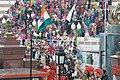 Wagah border ceremony2015 02.jpg
