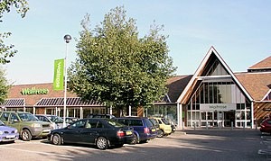 Waitrose - The Waitrose branch in Barry