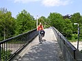 Walking Bridge 1, Bremen 03.JPG