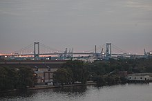 Walt Whitman Bridge at night.jpg