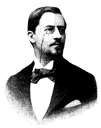 FC Barcelona - Walter Wild, the club's first president (1899–1901). His main achievement was getting Barça its first home ground.