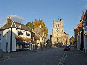 Waltham Abbey (town)