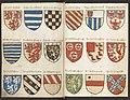Wapenboek Beyeren (armorial) - KB79K21 - folios 044v (left) and 045r (right).jpg