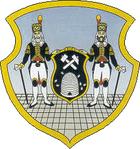 Das Wappen von Brand-Erbisdorf