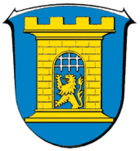 Coat of arms of the city of Dillenburg