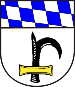 Marktl - Image: Wappen Marktl